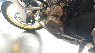 Las nuevas motos no tienen palanca de velocidades