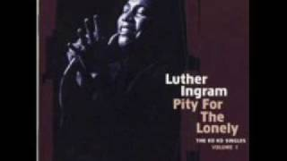 Luther Ingram - Oh Baby, You Can Depend on Me
