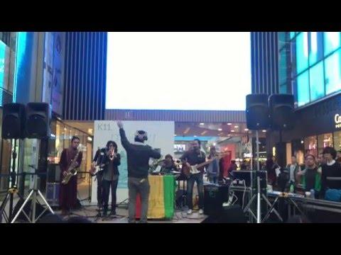 Jah Know Star - Hong Kong Reggae Band - Sensi Lion (粵音幻聽雷鬼 - 狻猊)