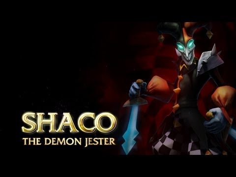 Shaco Champion Spotlight Music Videos