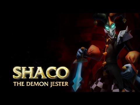Shaco Champion Spotlight