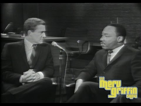 Martin Luther King Interview- Civil Rights (Merv Griffin Show 1967)