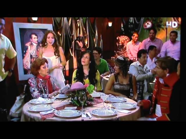 Gloria Trevi canta ¿POR QUÉ TAN TRISTE? en Libre Para Amarte