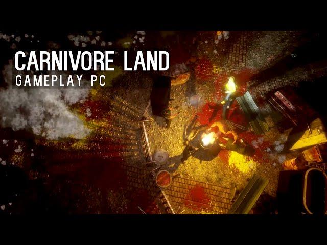 Руководство запуска: Carnivore Land по сети