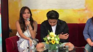 When did Kathryn Bernardo realize she has feelings for Daniel Padilla?