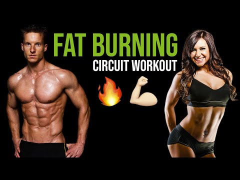 The AFTERBURN EFFECT - Circuit Workout #1 From Live Lean Afterburn #LLTV
