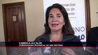 13 DIC 2018 Primer Encuentro Con La Sociedad Civil en Santo Domingo
