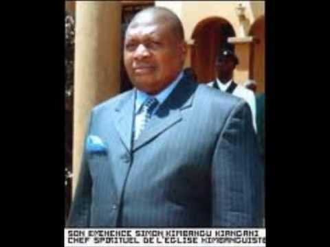 RÉSOLUTION → Un appel de Papa Simon KIMBANGU KIANGANI...