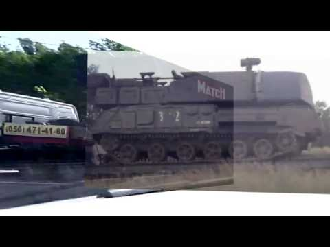 Is this proof the Buk linked to downing of MH17 came from Russia?