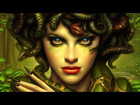 The Story Of Medusa - Greek Mythology Explained