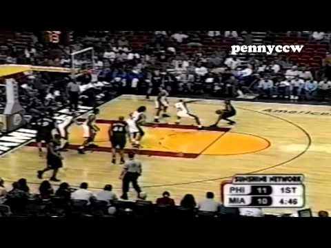 Allen Iverson Top 10 'Falling' Crossover of ALL TIME