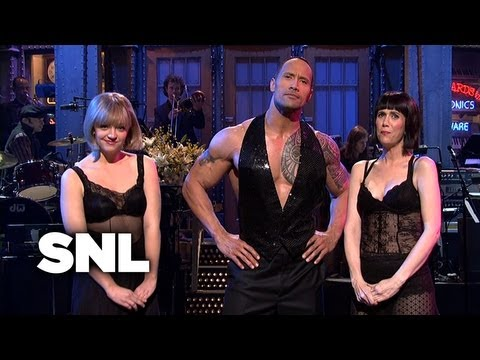 Dwayne Johnson Monologue - Saturday Night Live