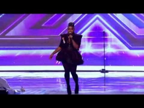 Misha Bryan - The X Factor 2011 live auditions http://www.xfactorsexys.com.