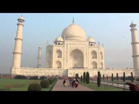 Incredible India - Taj Mahal video tour