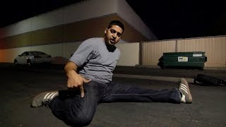 How to Breakdance: Footwork Combo – Bboy Tony the Tiger (Mad Action Crew)