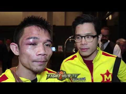 SRISAKET SOR RUNGVISAI SENDS MANNY PACQUIAO MESSAGE AFTER GALLO ESTRADA WIN