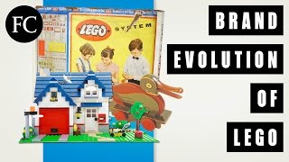 A History of Lego's Toy Industry Dominance in 3 Minutes
