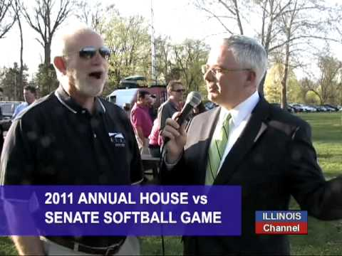 2011 House vs Senate Legislative Softball Game