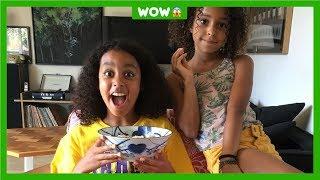 Dunia scoort een zomerhit over popcorn