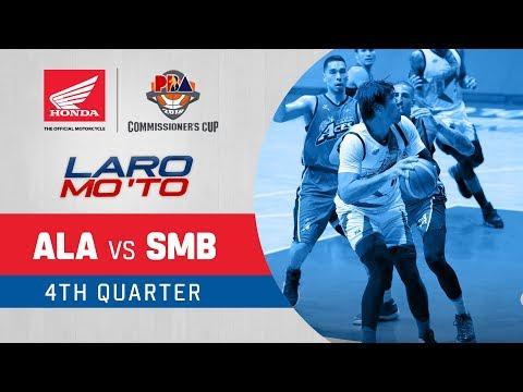 Semis G3: Alaska vs. San Miguel - Q4 | PBA Commissioner's Cup 2018