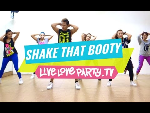(Oh Mama) Shake That Booty | Zumba® | Dance Fitness | Live Love Party thumbnail