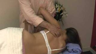 thoracic spine: massage therapy 3