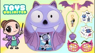 Disney Juniors Vampirina Bootastic Backpack Set with Stickers and Play Activity  for Kids