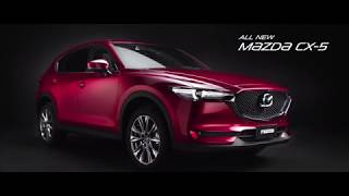 All New Mazda CX-5 2019