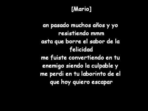 Romeo Santos ft. Mario Domm - Rival ( letras - lyrics ) Official Music 2011