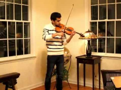 A Fine Frenzy's Almost Lover- Neel Sangal Violin Cover