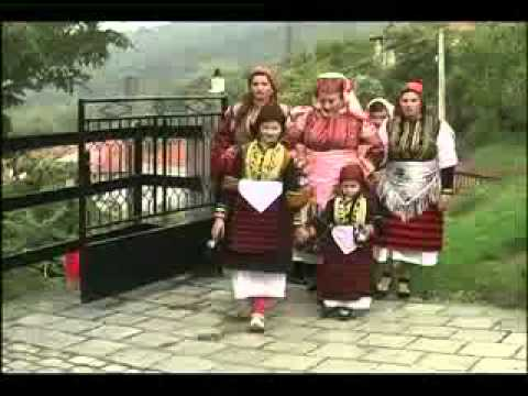 Debarska svadba - Traditional Macedonian Wedding from Debar