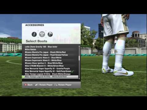 FIFA 12 - BOOTS