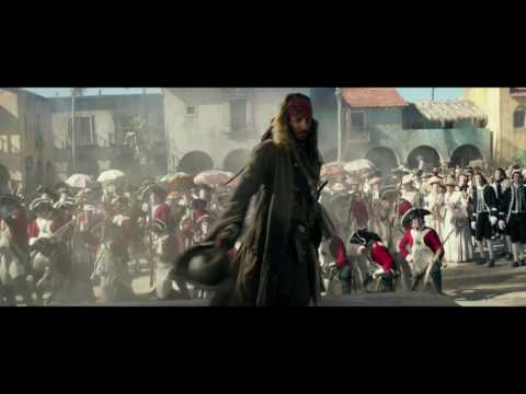 Pirates of the Caribbean : Dead Men tell no Tales