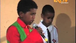 Eritrean music by Bet Timirti Ayni Suwuran   Abraha Bahta