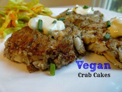 Vegan Crab Cakes Recipe