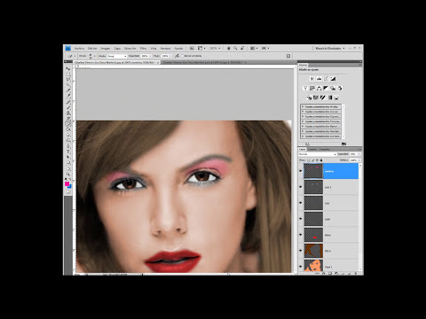 Tutorial Poner color a fotos de blanco y negro con photoshop (Exelente)