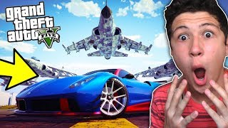 LO MÁS ÉPICO DE GTA V ONLINE!! Grand Theft Auto 5 EPIC MOMENTS