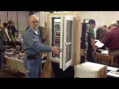 Great Lakes Carpentry - WASCO Tilt Turn Window Demo