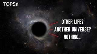 5 Things That Could Be On The OTHER Side of Black Holes...