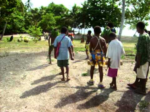 Karkar School Singsing - Papua New Guinea - part 2