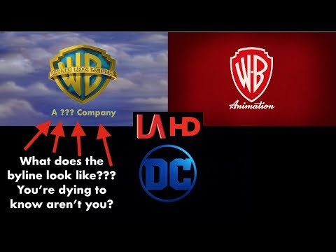 Warner Bros PicturesWarner Bros AnimationDC Comics