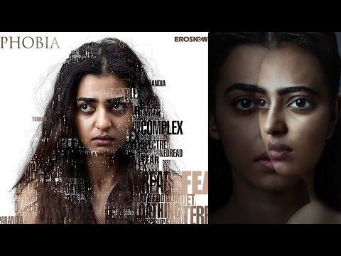 Radhika Apte | Launch Of Phobia Hindi Movie 2016 | Full Video
