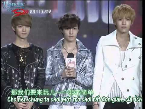 [Vietsub][Show] EXO M - 120729 China Love Big Concert Part 1 [EXOPLANETVN.COM] Music Videos