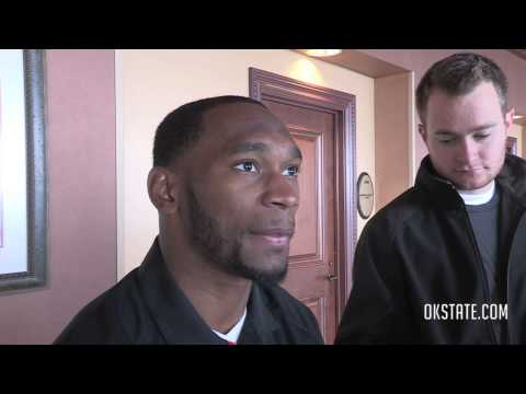 Joseph Randle Interview (November 26, 2012)