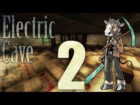 Minecraft 1.4.5: Chyba ogarniam :O - Electric Cave [#2]