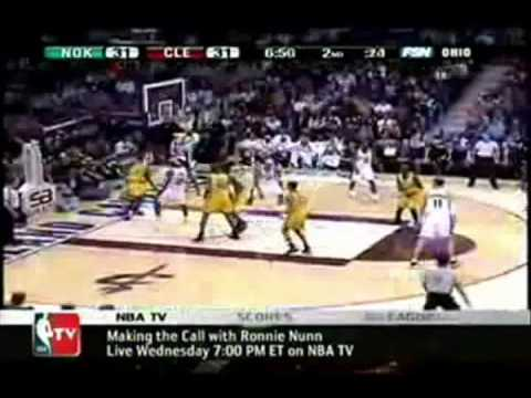 Top 10 LeBron James career power dunks.. See and hear how powerful LeBron James dunks a basketball..