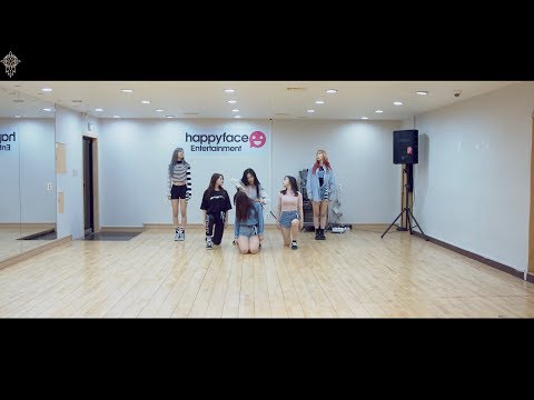 Dreamcatcher(드림캐쳐) - 'YOU AND I' 안무 영상(Dance Video)