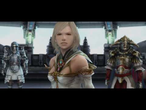 FINAL FANTASY XII THE ZODIAC AGE OST 「Ashe's Theme (Zodiac Age Version)� Sample Movie