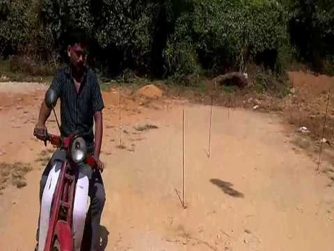Bike Driving Test - Toughest Driving Tests In India (Kerala)