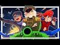 The Four Tank-men of the Apocalypse - Shellshock LIVE